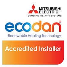 Ecodan Accredited Installer Lincolnshire
