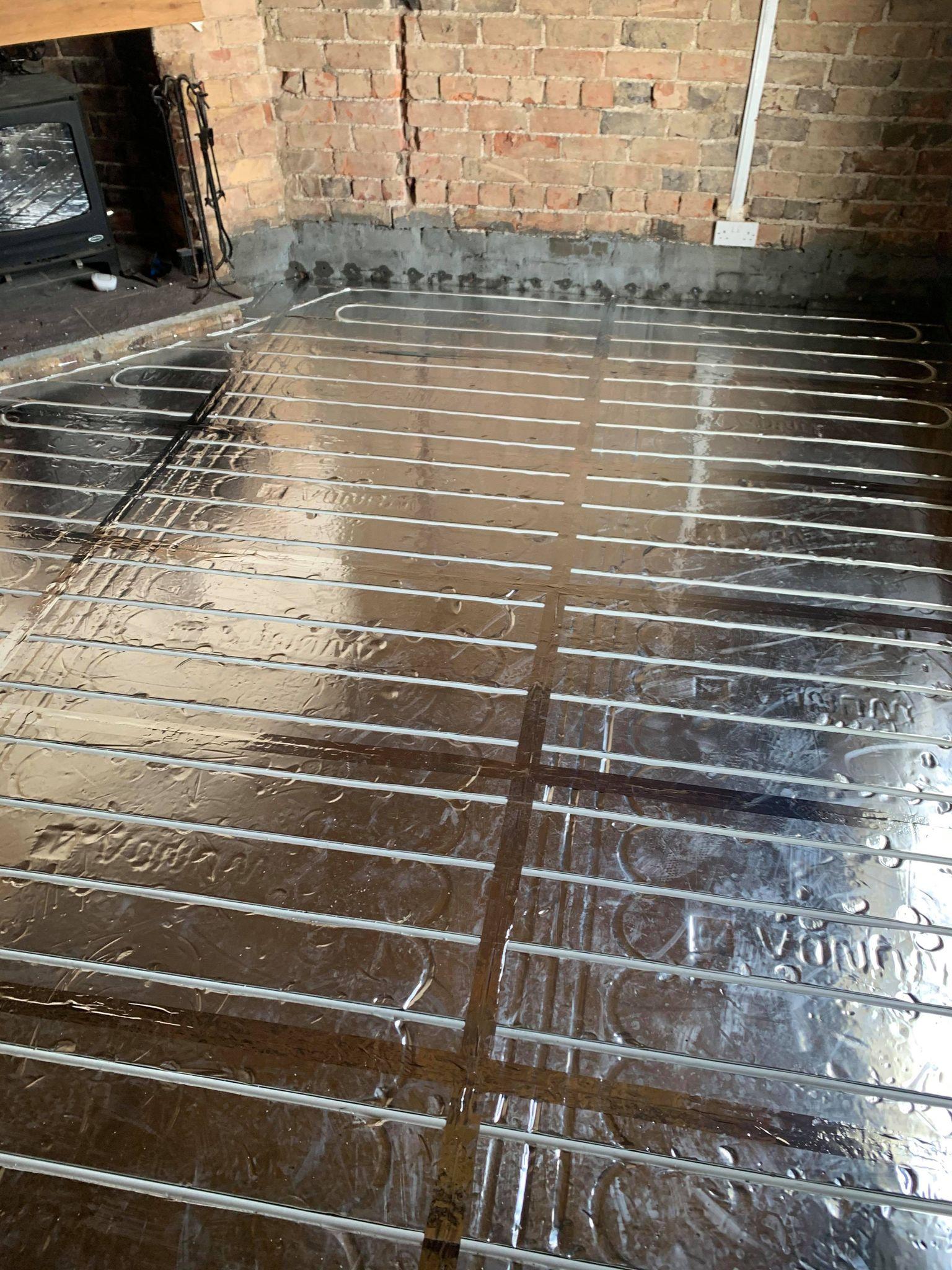 Underfloor Heating Installation Louth Lincolnshire
